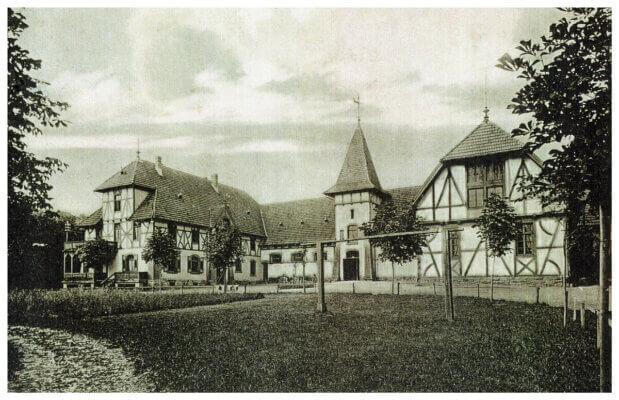 Reitstall Hofgut Lilienhof